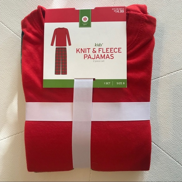 Other - Children's Christmas pajamas size 8.